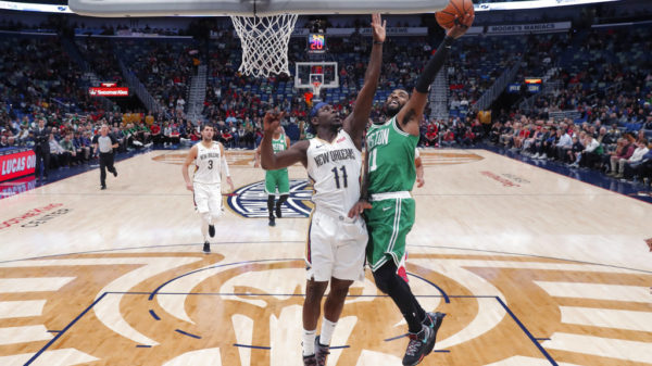 Celtics Too Much For The French Quarter In The Fourth Quarter