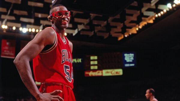 Chicago Bulls Horace Grant Grants Like Horace
