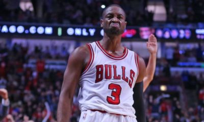 Chicago Welcomes Wade Home Sends Calderon Lakers Flash
