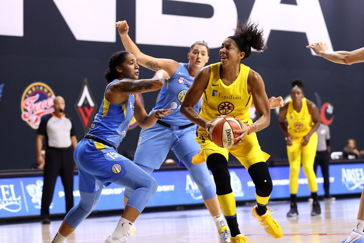 Chicago's Candace Parker Is Heading Home