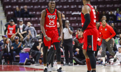 Chris Boucher Career High 47 Points Sets Toronto 905 Record