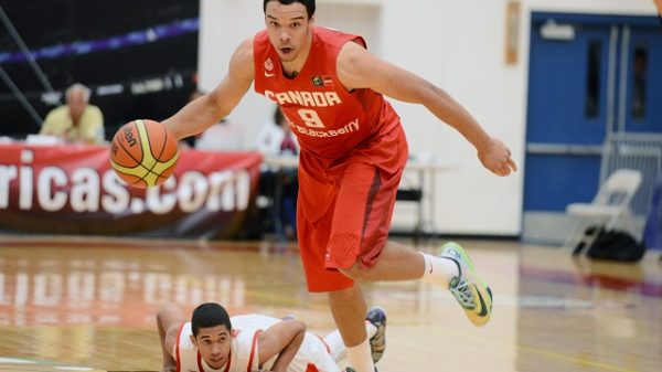Chris Egi & Dillon Brooks Run Over Puerto Rico As Canada Qualifies For 2015 U19 World Championships