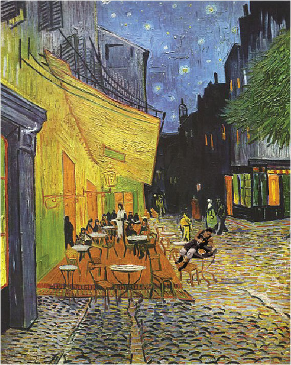 Clippers Nacho Eating Lou Williams Collection Vincent Van Gogh The Night Cafe