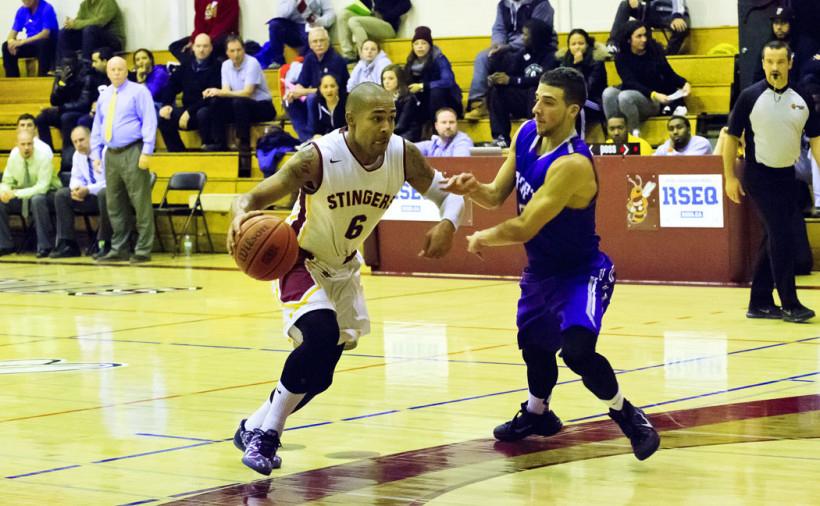 Concordia Stingers Men's Basketball Mid Season Report