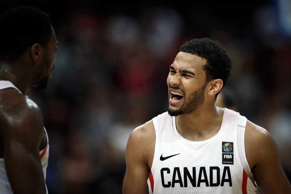 Cory Joseph Canada Basketball Draws Group Of Death 2019 Fiba World Cup