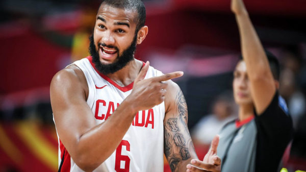 Cory Joseph Canada Earns First Win At 2019 Fiba World Cup