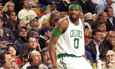 Courtside Column Take Without Forgetting Walter Mccarty Boston Celtics