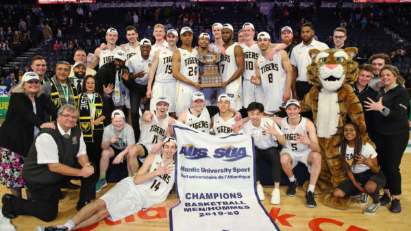 Dalhousie Tigers continue dominance with back-to-back AUS titles
