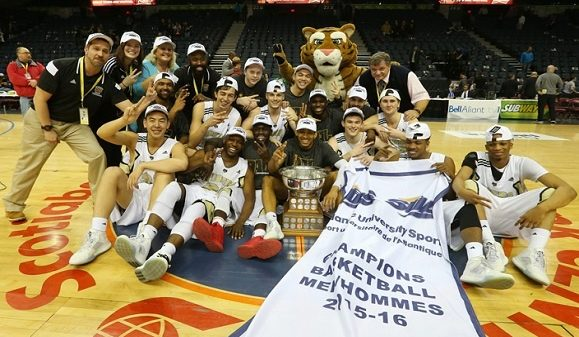 Dalhousie Tigers down UPEI 87-85 back-back AUS Champions