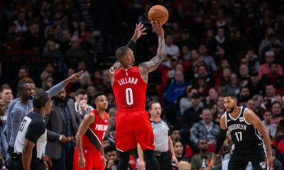 Damian Lillard Silky Smooth 60-point Career-high