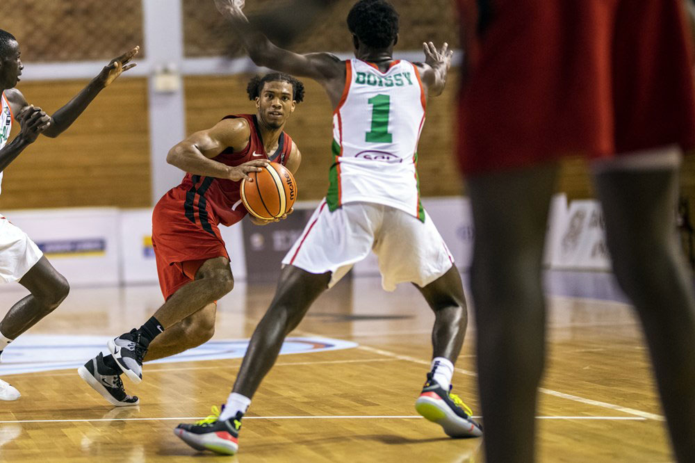 Damion Squire Canada Beats Senegal Advances To Quarter Finals 2019 Fiba U19 World Cup