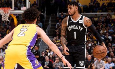 Dangelo Loads 17 7 7 Loss Lonzos Lakers