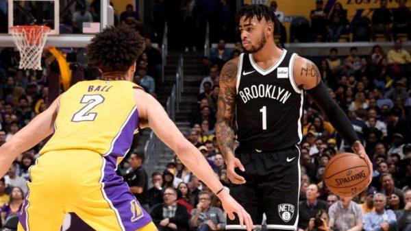 Dangelo Loads 17-7-7 Loss Lonzo's Lakers