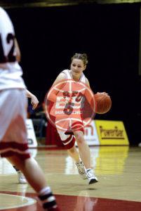 Dani Langford The Engine The Clutch Credentials Basketballbuzz Magazine 2006