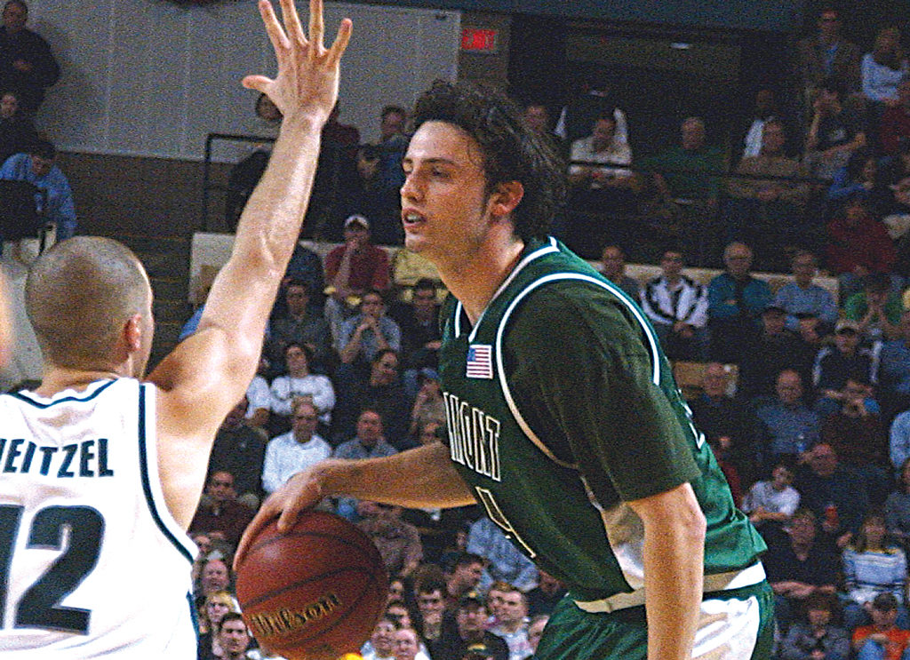 David Hehn Mr Everything Vermont Catamounts Ncaa