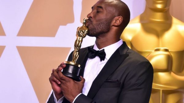 Dear Basketball, The Show Goes On After Kobe Bryant Wins The NBA's First Oscar