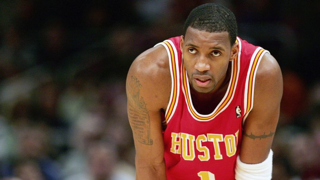 Deck The Hall Of Fame With Tracy McGrady