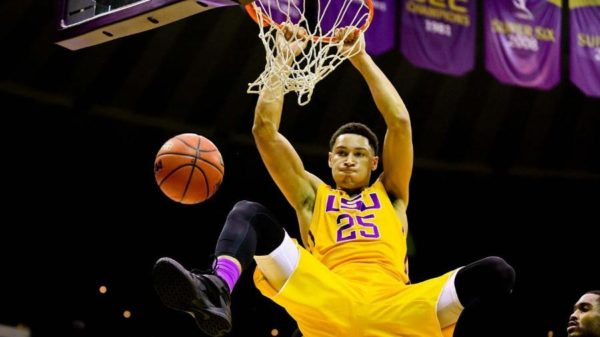 Declaring For The Draft Ben Simmons Writes The Next Chapter In His Book Of Basketball