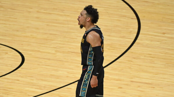 Dillon Brooks 23 Third Quarter Points Second Most In Memphis Grizzlies History