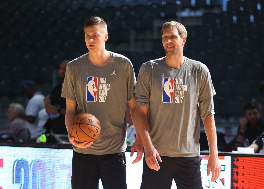 With A Maverick Move, Dallas Now Have The Best Euro Big-Three Ever