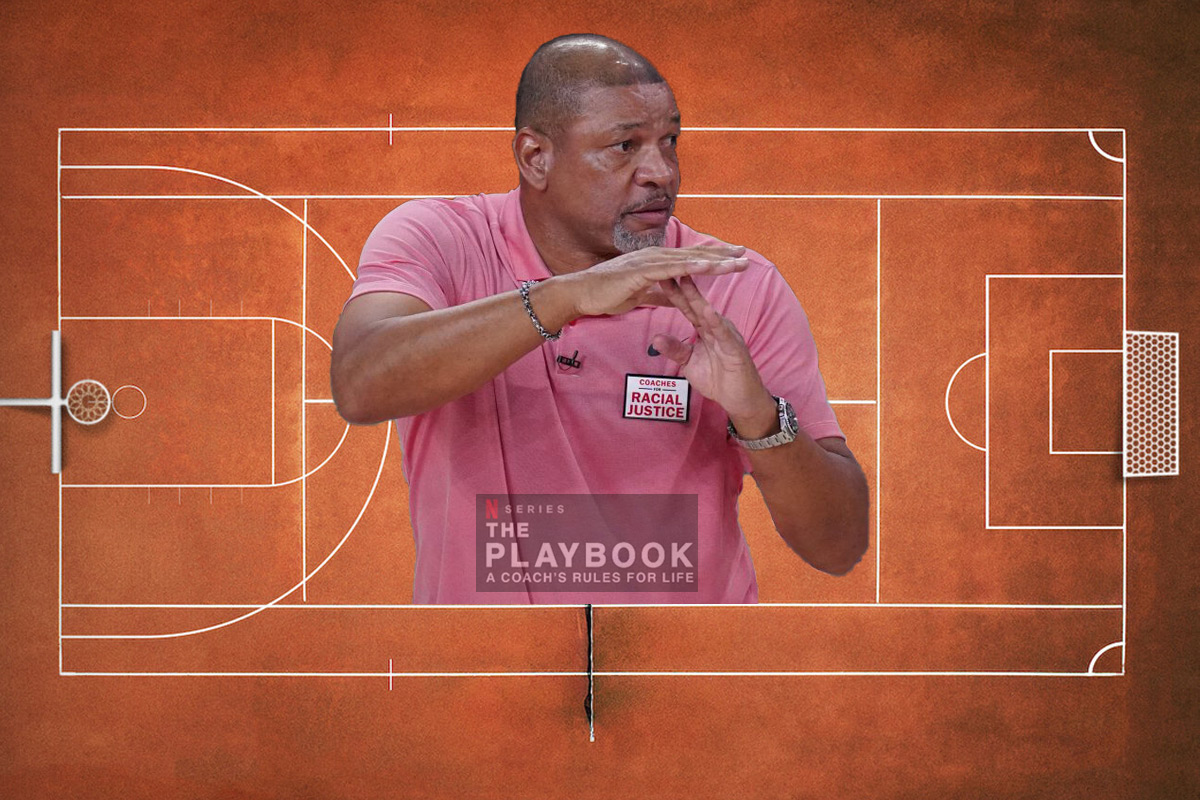 Doc Rivers Time To Draw Up The Playbook On Netflix