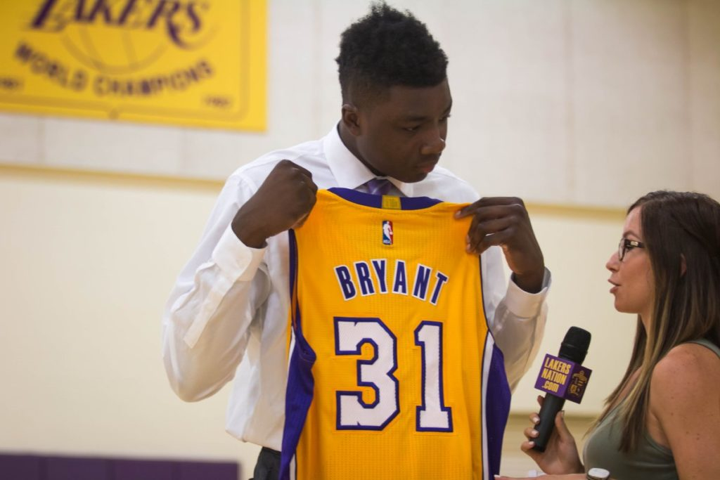 Does The Lakers Future Belong To A Kid Named Bryant?