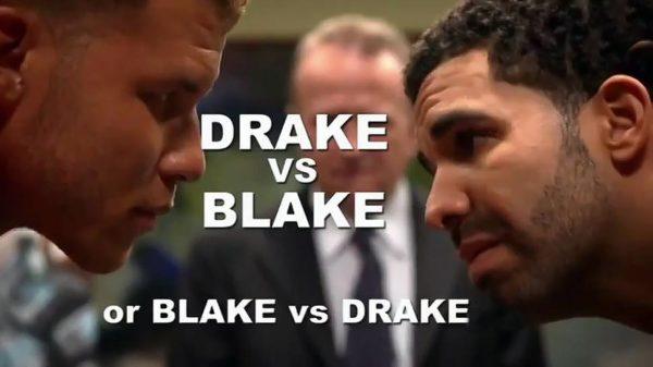 Drake versus Blake