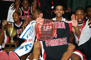 Eastern Commerce Saints Setting Gold Standard I Got Next Basketballbuzz Magazine 2006