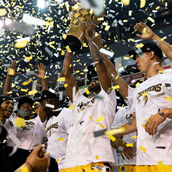 Edmonton Stingers Sting Fraser Valley Bandits Crowned 2020 CEBL Summer Series Champions