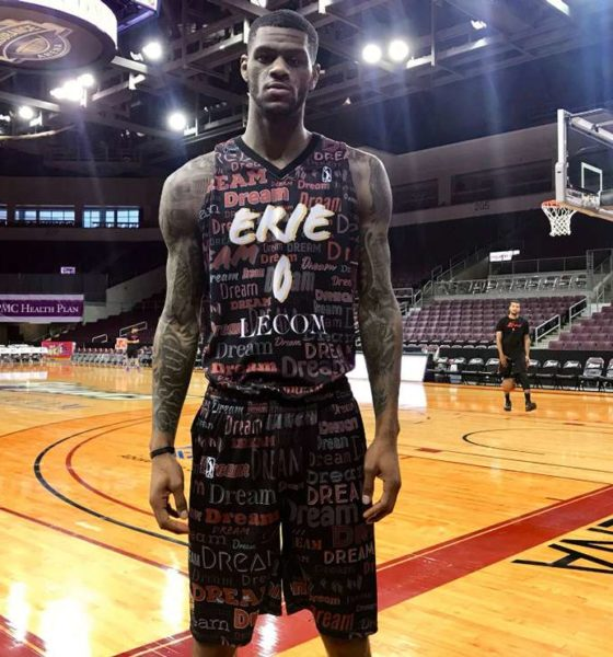 Erie BayHawks Martin Luther King Jr. Jerseys Are A Dream