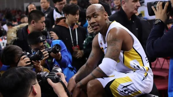 Father Of Dragons Starbury To Coach In China