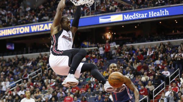 Flashpoint…Miami's All-Star Starter Dwyane Wade Is Still Bringing The Heat