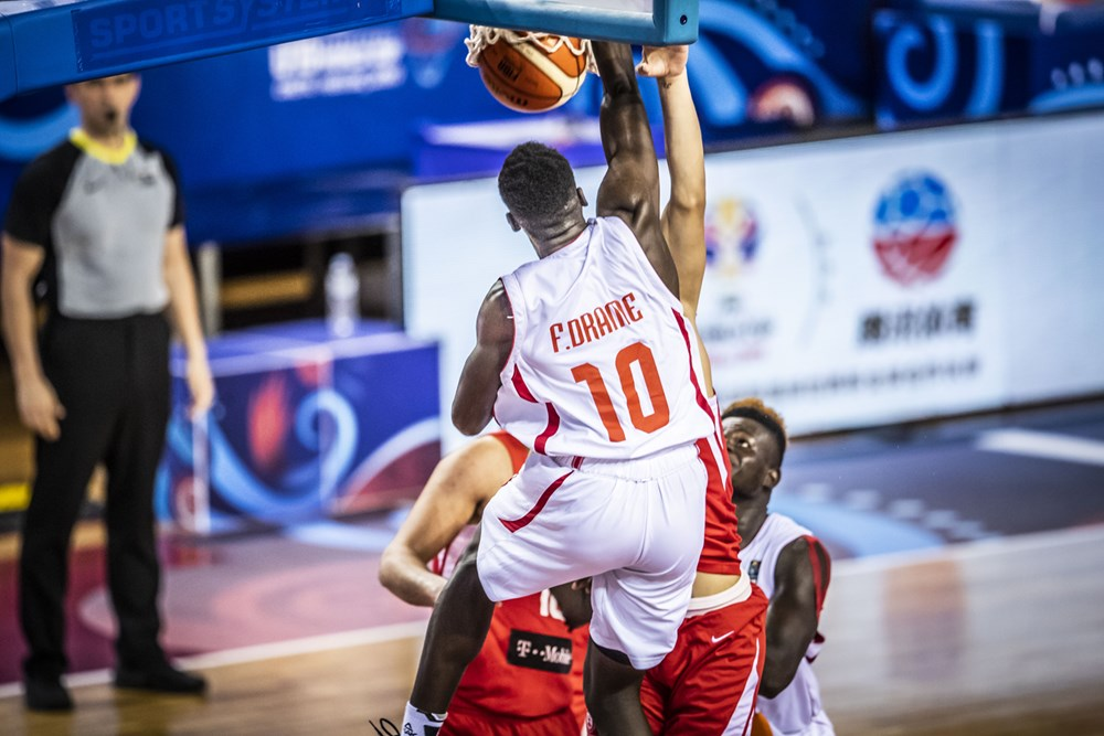 Fousseyni Drame Historic Mali Win Puts African Champs In 2019 Fiba U19 World Cup Final Four