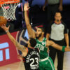 Fred VanVleet Scores Tough Layup Over Jayson Tatum 2020 NBA Playoffs Game 6
