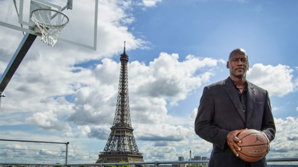 'From Paris With Air'…Michael Jordan Launches 'Palais 23' Experience In France