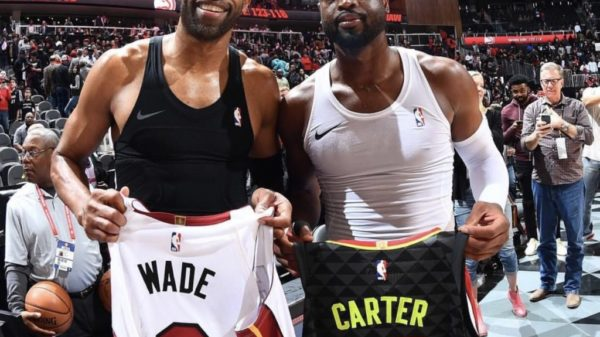 Game Recognizes Game. Swapping NBA Jerseys Is In This Season