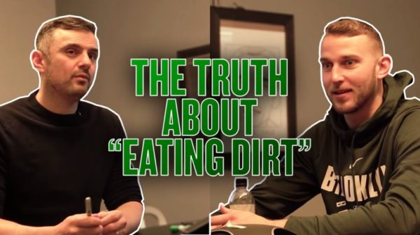 "Gary Vee &  Nik Stauskas: The Truth About Success, Grinding & ""Eating Dirt"""
