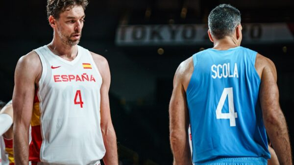 Gasol brothers and luis scola leave behind a great olympic legacy