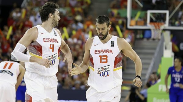 Gasol & The Spanish Bulls Stampede the FIBA World Cup