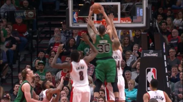 Gerald Greens Ruthless Two Hand Putback Slam Mason Plumlee