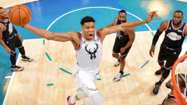 Giannis Antetokounmpo Is The Biggest Buck Since Kareem Abdul-Jabbar