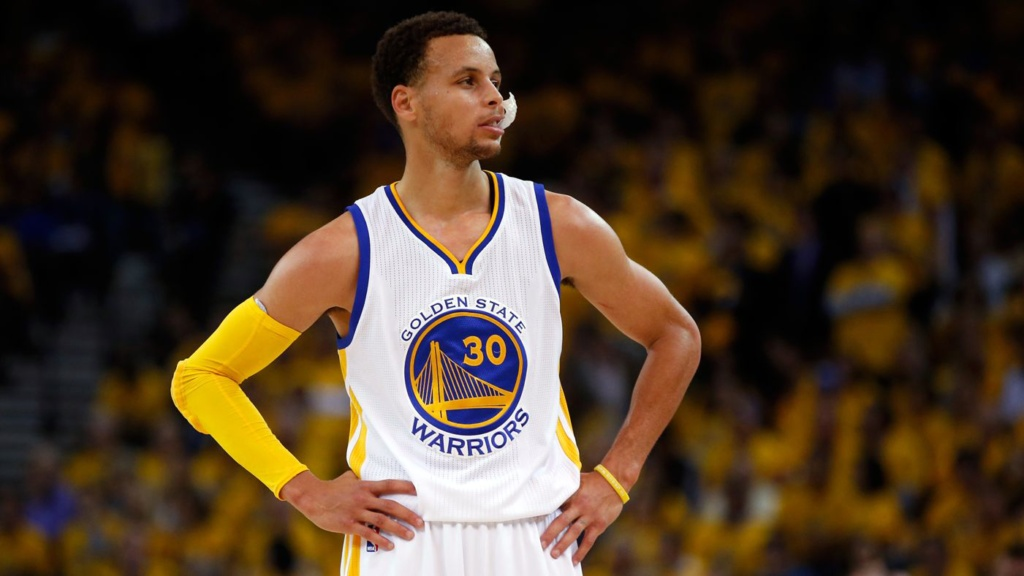 Steph Curry – Watch The Throne