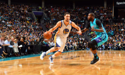 Golden State Warriors Take Buzz Charlotte Hornets