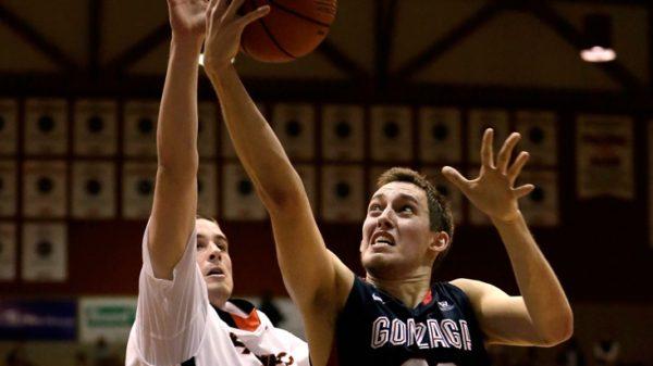 Gonzaga's Kyle Wiltjer Explodes For Career-High 45 Points