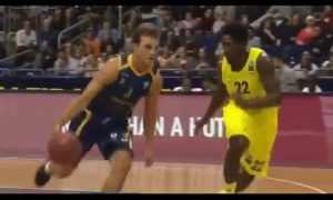 Gran Canaria's Kevin Pangos Nash-like 18 points, 4 assists Eurocup win ALBA Berlin