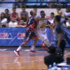 Groin Punches Clotheslines Dances All Part Of 2019 Pba Commissioners Cup