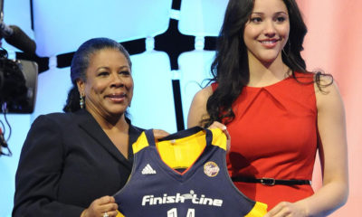 Guelphs Natalie Anchowa Selected 9th Overall By Indiana Fever At 2014 Wnba Draft