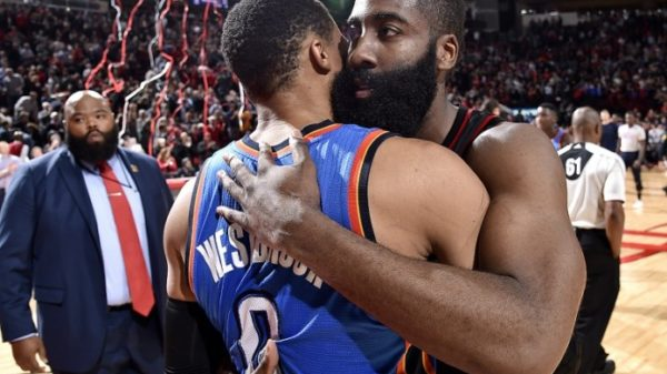 "Harden & Westbrook Put The ""Most Valuable"" In 'MVP'"