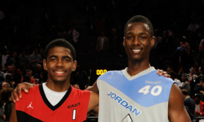 Harrison Barnes And Kyrie Irving Named Co-MVP's Of The 2010 Jordan Brand Classic