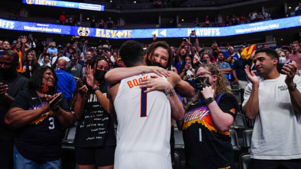 Here's why the phoenix suns could be NBA champions even now